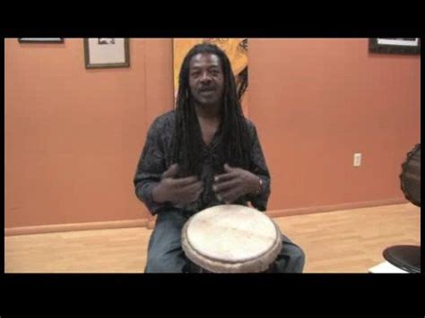 African Drum Tutorial Youtube   how to play african drums first djembe part for kuku