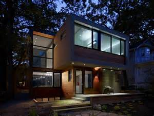 2200 Square Foot House Plans accessible modern residence in toronto built to last for