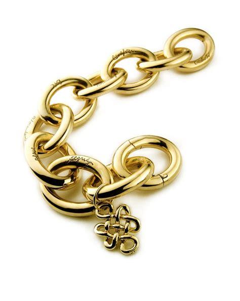 Diane von Furstenberg by H.Stern collection. Bracelet Sutra in 18K yellow gold by H.Stern