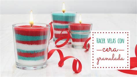 tutorial hacer velas caseras diy materiales para hacer velas artesanas diy en casa