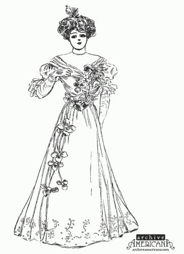 vintage dress coloring page free coloring pages of victorian dress