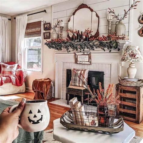 fantastic ideas  cozy  home  farmhouse fall decor