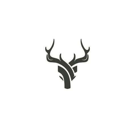 deer logo design made on inspirationde