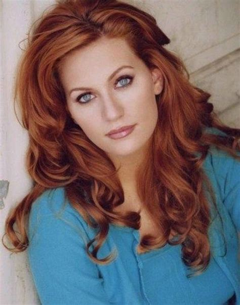 red hair colour on mature women best hair colors for fair skin and blue eyes bing images