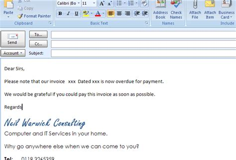 outlook 2010 mail template how to create an email template in outlook 2007 or 2013