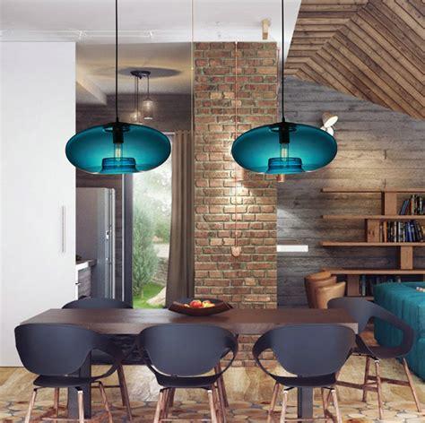 stockceiling lights modern contemporary blue glass