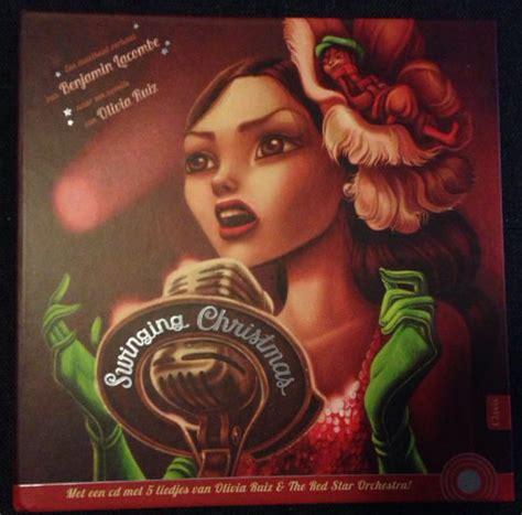 swinging christmas swinging christmas leuk kinderboek met prachtige muziek juf jannie leren met kinderen