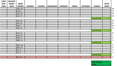 workout template spreadsheet workout tracking sheet fitness progress track your way