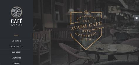 Theme Avada Cafe | avada wordpress theme 5 0 review with 22 demo homepage layouts