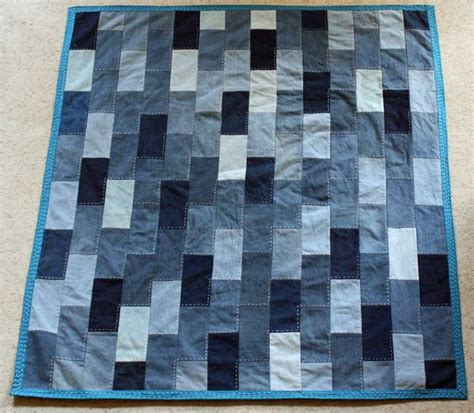 pattern for blue jean quilt denim quilt made from old jeans wool boys and patterns