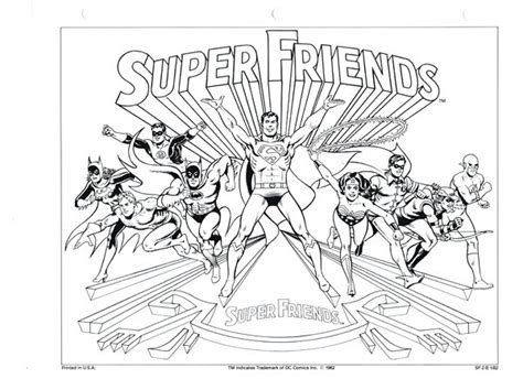flash dc superhero coloring pages