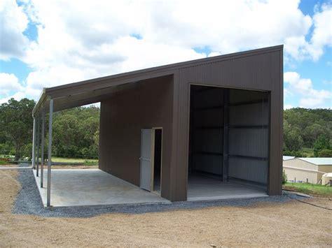 shed roof garage plans shed roof garage monopitch skillion roof garage snowy