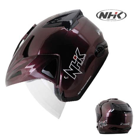 Half Helm Nhk R6 Beyond by Helm Nhk Predator Solid Pabrikhelm Jual Helm Nhk