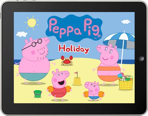 peppa goes on holiday peppa pig archives treading on lego