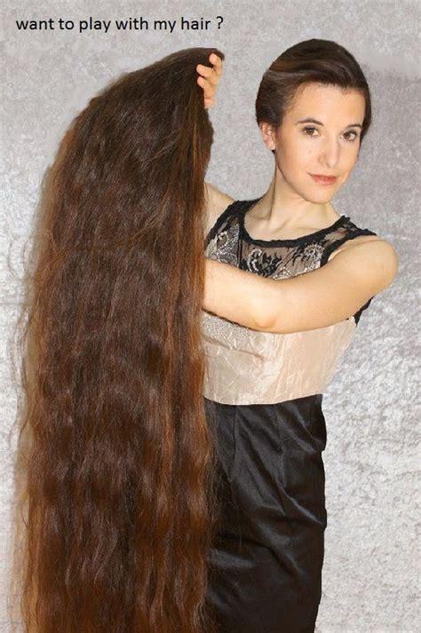 marianne s gorgeous long hair cut off hair pinterest