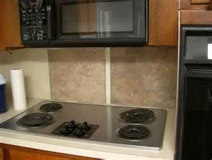 Inexpensive Backsplash Ideas For Kitchen by Cheap Kitchen Backsplash Diy Home Design Ideas