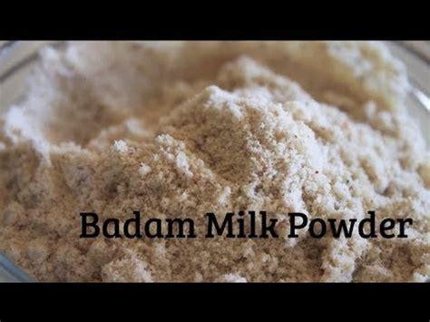 badam milk almond shake by vahchef vahrehvahcom badam milk recipe doovi