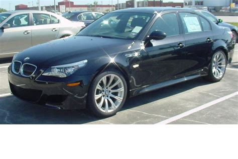 2009 Bmw M5 by 2009 Bmw M5 Information And Photos Zombiedrive