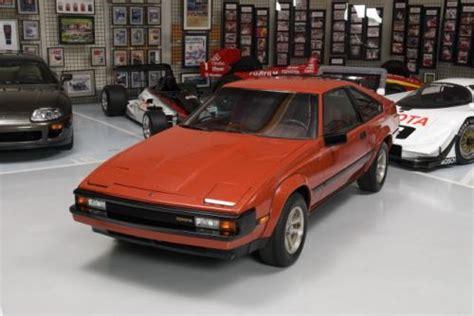 82 Toyota Supra Toyota Supra In Metallic 3a1 From 1982 1982 4