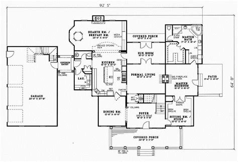131 Days House Of Volume 2 luxury house plan 4 bedrooms 4 bath 3740 sq ft plan 12 131