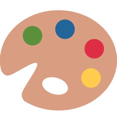 imagenes en png de emojis paleta de tintas emoji