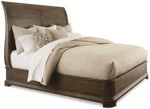Platform Sleigh Bed St Germain Platform Sleigh Bed From Coleman Furniture