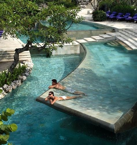 awesome pools fancy awesome swimming pool landscape styling pinterest