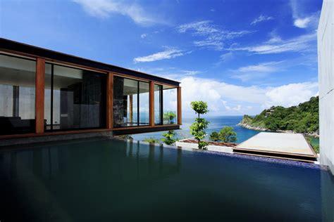 modern resort home design naka phuket resort in thailand 4