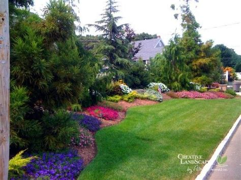 Backyard Privacy Landscaping Ideas Privacy Planting For The Front Yard Garden Borders And Hedges Pin
