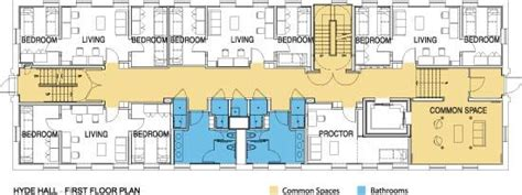 college dorm floor plans 1000 images about floor plan ideas on pinterest