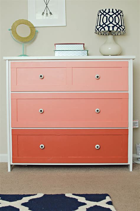 room dressers modern navy coral and gold bedroom project nursery
