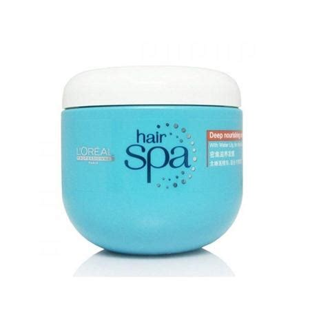 Hair Spa Nourishing Creambath 10 merk creambath yang bagus untuk perawatan rambut
