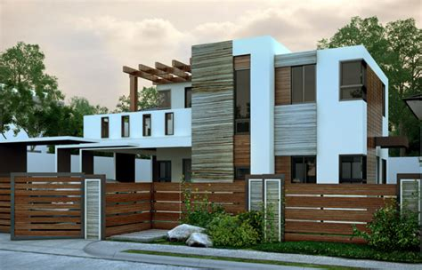 modern house design in pinoy with attic awesome house concept designs by eplans ph juander