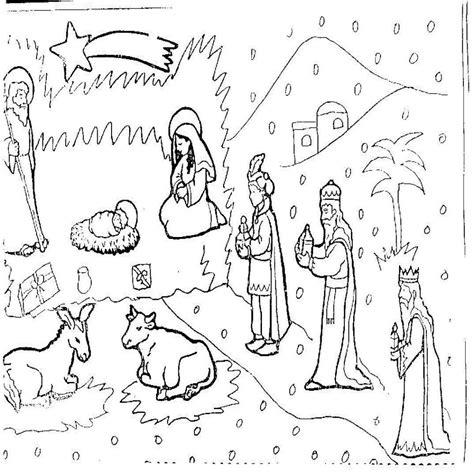 imagenes reyes magos para niños dibujos de los reyes magos para colorear dibujosparacolorear