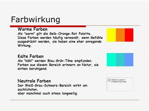 Was Sind Warme Farben by Kunsterziehung In Der Grundschule Kurzer Didaktischer