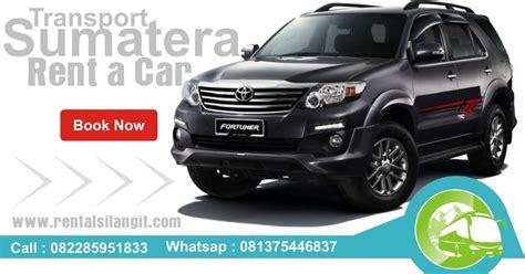 Rental Mobil P Siantar rental mobil fortuner di bandara silangit 171 paket tour