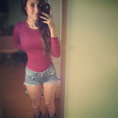 100 more photos of angie varona gallery the lions den i guess they re called shorts for a reason 50 photos