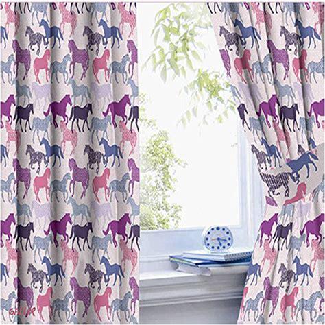 girls owl curtains girls curtains 54 quot 72 quot drop unicorn ballerina princess