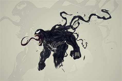 cool venom wallpaper venom wallpapers wallpaper cave