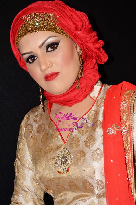 Wedding Hair And Makeup Huddersfield by Portfolio Pictures Asian Indian Sikh