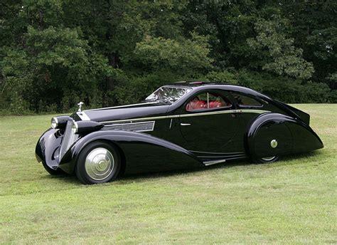 Vintage Rolls Royce Phantom Image 28
