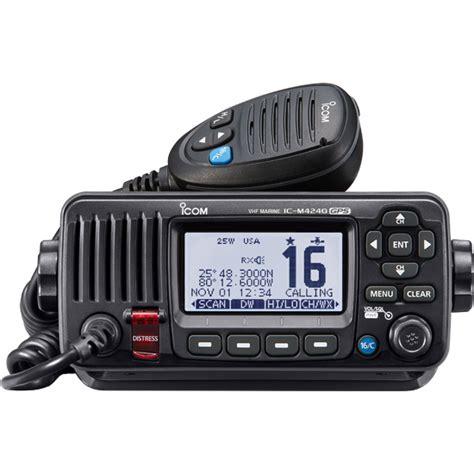 Icom Ic M200 Vhf Fixed Mount Marine Transceiver m424g vhf marine transceiver features icom america