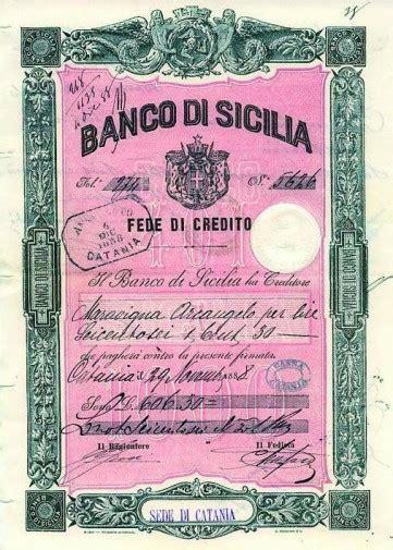 banco di sicilia spa arte foto il banco di sicilia nella storia giornale
