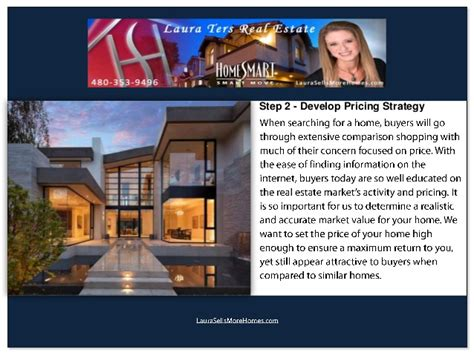 ters home smart realty seller pre listing