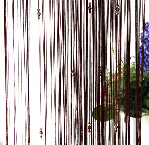 crystal door curtain beauty string tassel curtain crystal beads door window