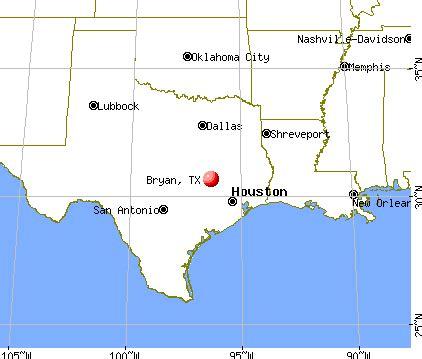 Bryan Tx To Tx Bryan Tx Profile Population Maps Real Estate