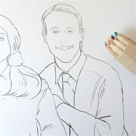 gosling coloring book gosling colouring book by colour me by berylune