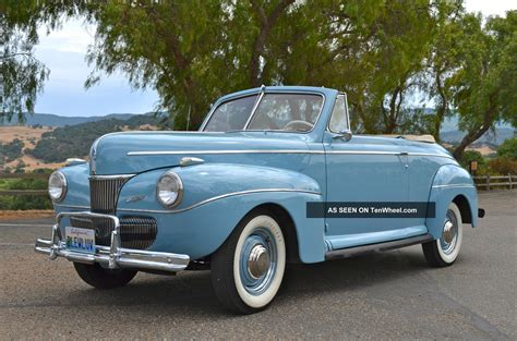 1941 ford deluxe 1941 ford deluxe convertible stock by bill harrah s ca