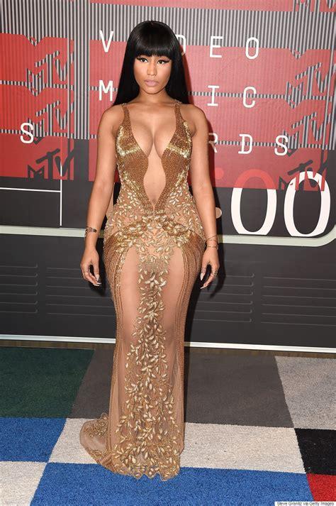 Mtv Awards Tight Trend by Nicki Minaj S Mtv Vma 2015 Dress Surprised Us All