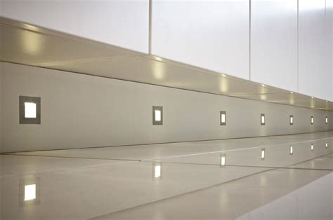 Luce Sls Led Plinth Lights A Unique Choice Kitchen Plinth Lights